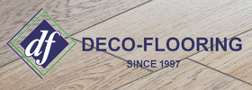 Deco-Flooring | Laminated | Vinyl | Bamboo | Engineered | Hardwood Logo